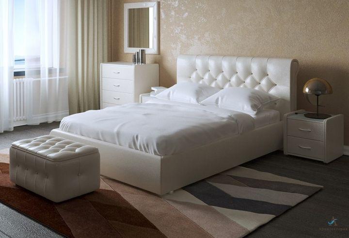 Кровать Лувр Архитектория
