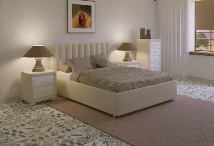 Кровать Алькасар Архитектория
