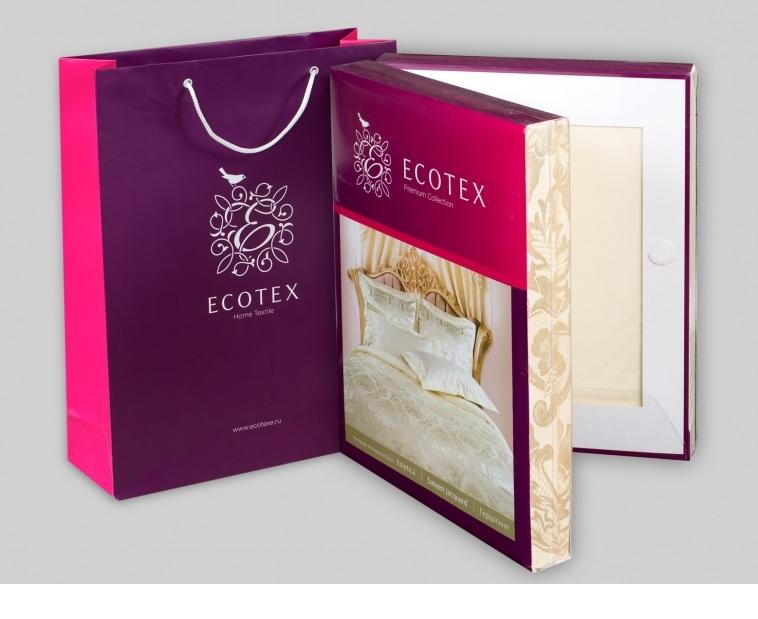 Постельное белье Эстетика Миледи Ecotex