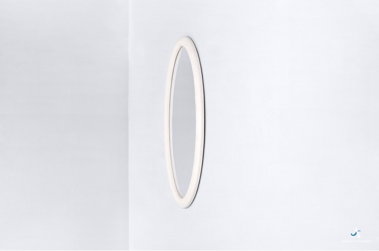 Зеркало Люнетта овальное Архитектория