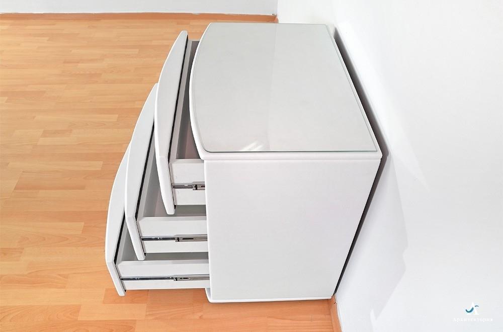 Комод Люнетта 3 ящика Архитектория