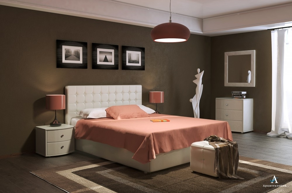 Кровать Ла Cкала Архитектория