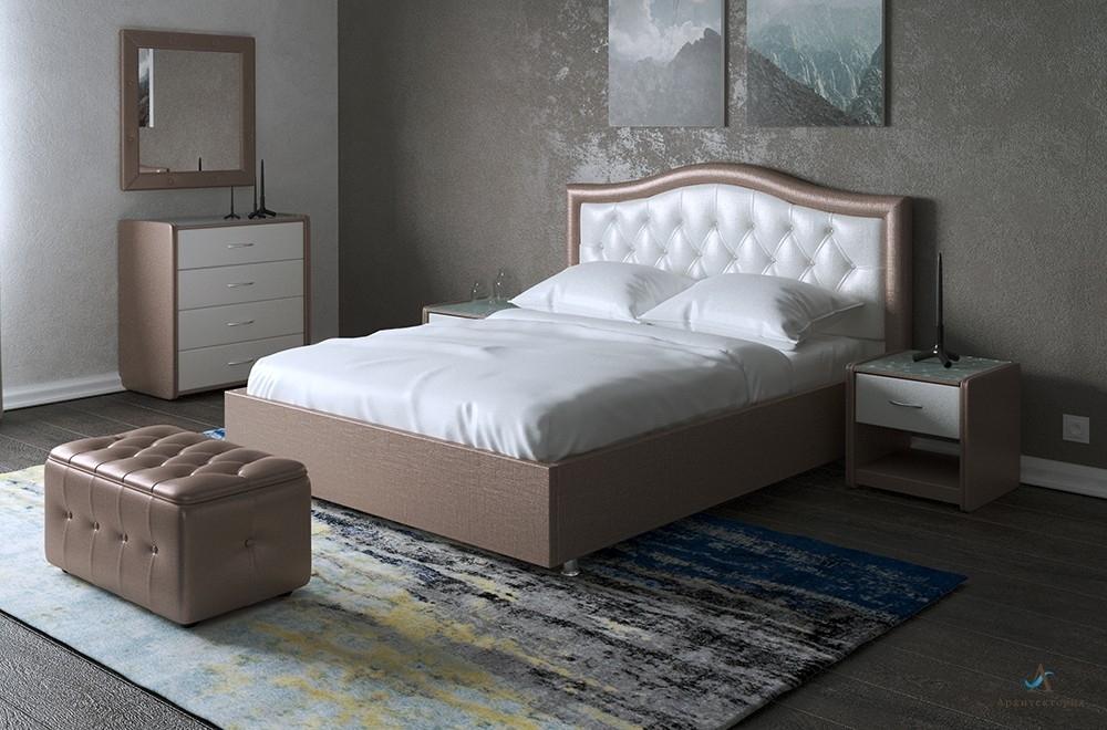 Кровать Ротонда Архитектория