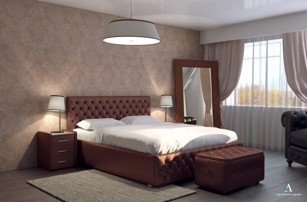 Кровать Купол тысячелетия Архитектория