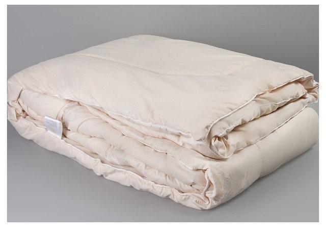Одеяло Веллон (овечья шерсть) Ecotex