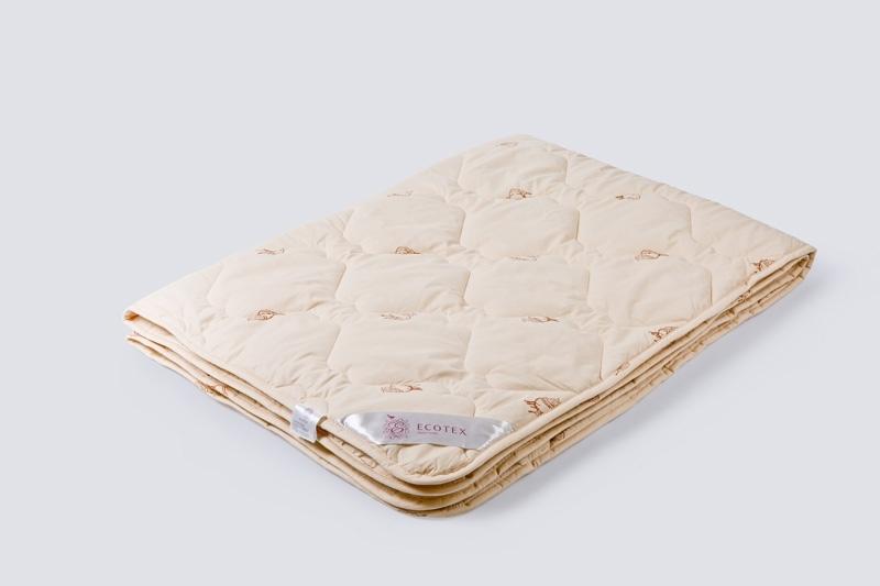 Одеяло Золотое руно облегченное Ecotex