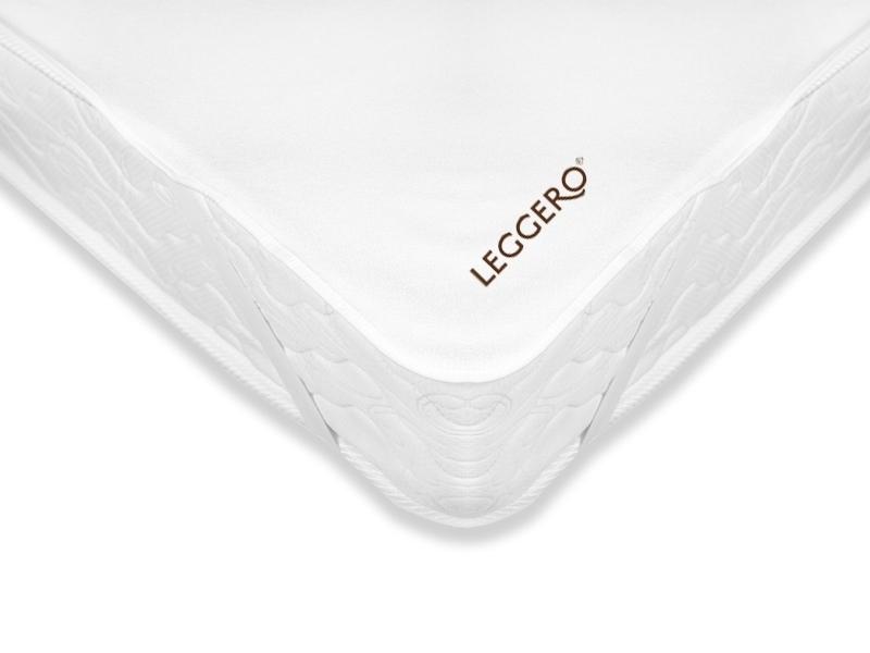 Наматрасник поликотон с резинкой Leggero